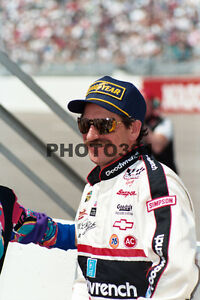 Dale Earnhardt Nascar Winston Cup Race Car Driver 8x10 Photo #NS1202-011