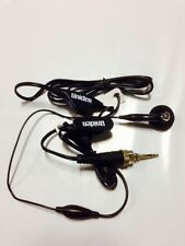 UNIDEN UH076 UH074 UH078 SX NB UH075 UHF EARPIECE MICROPHONE EM078 PTT+NEW+WTY