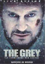 Das Gebiet der loups (The grey) DVD neu versiegelt