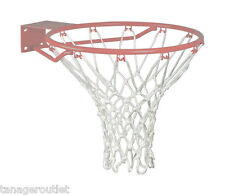Basketball Net White All Weather Hoop Goal Rim Net By M 00004000 acGregor
