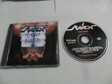 Raven - Stay Hard (CD) Heavy Metal / USA Pressing