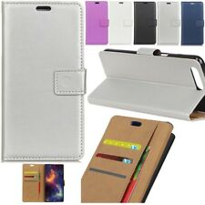 Luxury Leather Wallet Card Stand Case Shockproof Cover For Nokia ASUS Lenovo