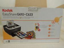 Kodak Easyshare C633 + G610 Bundle