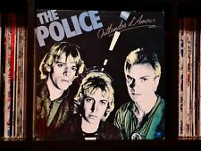 The Police ♫ Outlandos d'Amour ♫ RARE NM 1978 A&M Original UK Press Vinyl LP 🔥