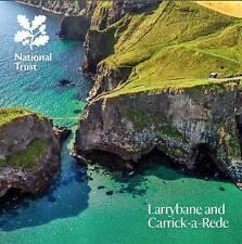 Larrybane y Carrick-a-Rede, Irlanda del Norte: National Trust guía por..