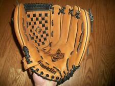 """FRANKLIN #4960 Field Master Series 13"""" LEATHER BASEBALL GLOVE - Right hand throw"""