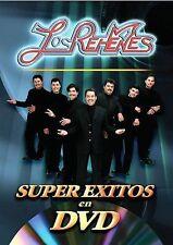 Los Rehenes: Super Exitos en DVD