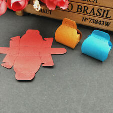 Gift Box Cutting Dies Stencil DIY Scrapbooking Photo Album Card Embossing Craft