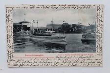29355 AK Marine-Schauspiel Schiffe 1901 Protectorat vom Deutschen Flottenverein