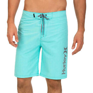 """Hurley Men's One & Only Heather 21"""" Boardshorts"""