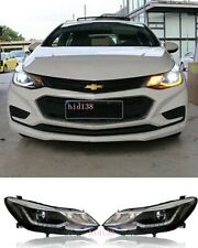 2016-2018 Chevy Cruze Headlight  Assembly  led DRL and Bi-xenon Projector