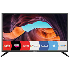 "SMART TV LED ARIELLI LED 43"" POLLICI FULL HD 1080p INTERNET TV WI-FI NETFLIX"