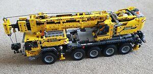 LEGO TECHNIC CRANE 42009