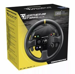 THRUSTMASTER TM LEATHER 28GT WHEEL ADD-ON(T-SERIES-T500RS,T300RS/OTHERS