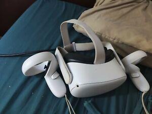 Oculus Quest 2 64Gо Casque VR - Blanc