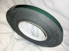 High Quality Number Plate Sticky roll To Hold Plates To Your Vehicle 10x1MMx10M