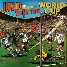 V/A - Junjo ‎Presents Wins The World Cup: The Final King Tubby's Session (LP) (E