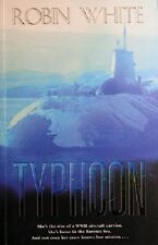 Typhoon by White Robin - Book - Paperback - Fiction - Action/Adventure