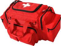 Red Cross Tactical EMT Emergency Medical Kit Carry Bag