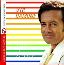Vic Damone - Over the Rainbow [New CD] Manufactured On Demand, Rmst