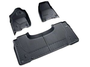 2019-2020 Ram 1500 DT (New Body Style) Crew Cab All Weather Mats New 82215321AD