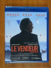 LE VENDEUR (The Salesman) 2011 BLU RAY  NEW SEALED  GILBERT SICOTTE SUNDANCE FES