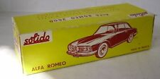 Repro box solido n. 125 ALFA ROMEO 2600