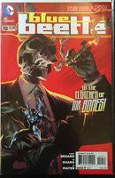 Blue Beetle #10 NM- 1st Print Free UK P&P DC Comics New 52