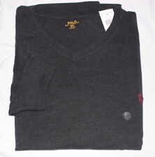 Polo Ralph Lauren V NECK Pony Tee Shirt Mens Big & Tall Sizes NWT