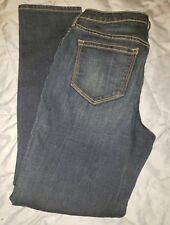 69c068e52fa Old Navy Denim Women s Blue Straight Droit Boyfriend Jeans Size 6 Regular