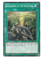 Banishment of the Darklords DESO-EN034 Secret Rare Yu-Gi-Oh Card 1st Eng Mint