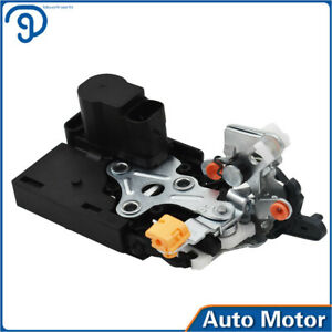 Rear Right Power Door Lock Actuator w/ Latch Assembly for Chevrolet GMC