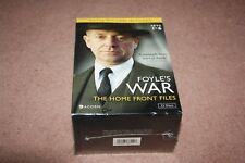 Foyles War: The Home Front Files - Sets 1-6 (DVD, 2013, 22-Disc Set)