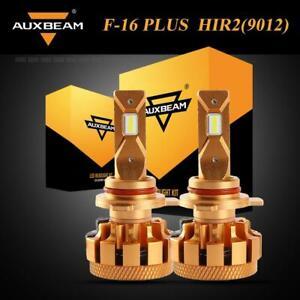 AUXBEAM 9012 LED Headlight for Ford Edge 2011-2014 Taurus 2013-2018 Hi/Lo Beam