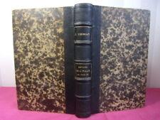 HISTOIRE DE L'ITALIE EN 1848-49 César Vimercati 6 gravures sur acier 1856