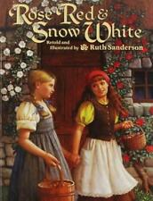 Rose Red and Snow White by Ruth Sanderson | Paperback Book | 9781566569347 | NEW