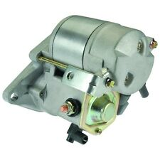 New Starter Fits Honda H22 All Versions 2.2 2.3 L4 1993-02 Accord Prelude
