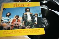 The Doors - Live At The Konserthuset, Stockholm - Ltd To 500 Copies 2LP Album