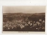 Jedburgh From West Vintage RP Postcard Roxburghshire A&W Easton 612b