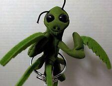 Folkmanis Praying Mantis finger puppet full bodied Awesome !