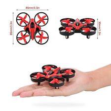 NIHUI 2.4G 6-Axis Gyro 360° Turn Over One Key Return Mini Quadcopter RC Drones