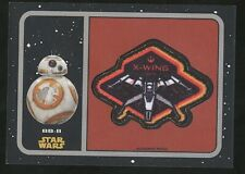 Star Wars BB-8 Authentic X-Wing Patch