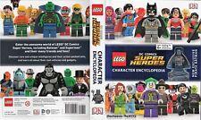 LEGO DC COMICS SUPER HEROES CHARACTER ENCYCLOPEDIA Book - CLEARANCE