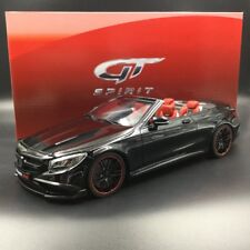 Resin Car Model GT Spirit Mercedes-Benz Brabus 850 (Black) 1:18 + GIFT