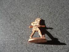 Tintin, Kuifje; full metal/emaillee CORNER figure  # Cong 1 - 1994 ...MONOCOLAR