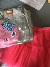 BNWT NEXT MOSHI MONSTERS PJS WITH WHACKY NET SKIRT AGE 11 Yrs