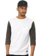 Raglan Langarm Herren-T-Shirts in normaler Größe