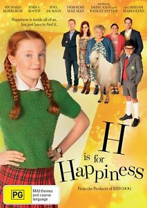 H Is for Happiness : NEW DVD