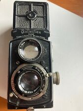 Rollei Rolleiflex PreWar baby Rollei 127 with Case and Cap AS IS NEEDS CLA