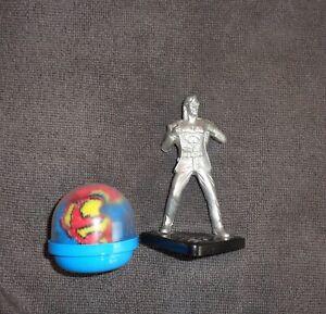 Vintage 1996 DC Comics Superman Figure & Gumball Toy! WoW!
